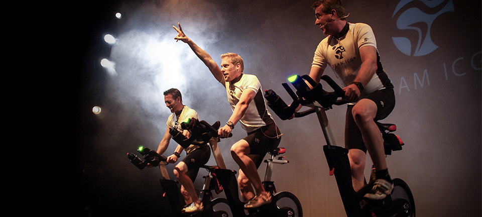 Indoor Cycling Pro Level