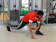Movement preparation Teil 2