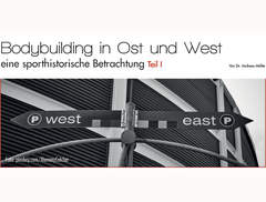 Bodybuilding in Ost und West